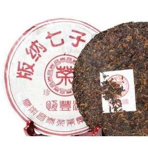 Шу пуэр Чанг Тай И Чан Хао Шу Бин, 2007