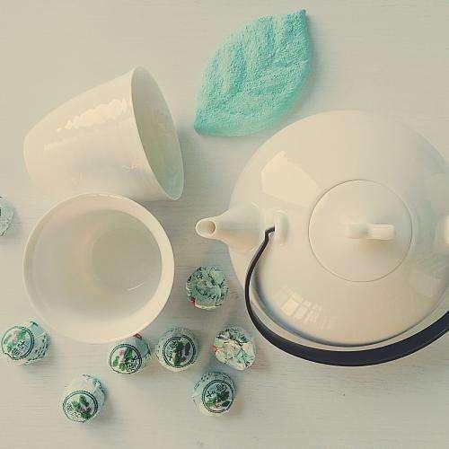 Чайный набор Гейша