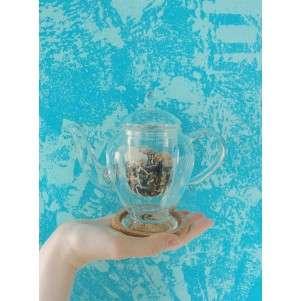 Чайник стеклянный Пион