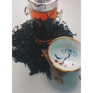 Дикий Як красный чай