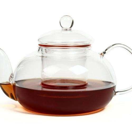Чайник из жаропрочного стекла 900 мл «Феникс»