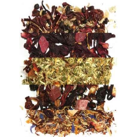 Набор №6: Травяной и фруктовый чай