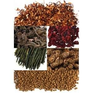 Набор №7: Цветы и травы - секреты здоровья.