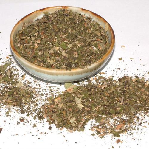 """Травяной чай Дуан Боху """"Липа и мята"""""""