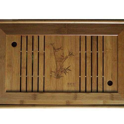 """Доска для чайной церемонии """"Чу"""" (бамбук)"""