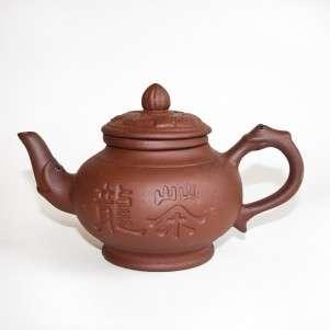 Глиняный заварочный чайник «Талисман», 600 мл.