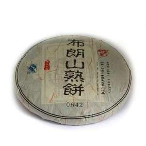 Шу пуэр Organic (Бу Ла Шань, 2010), 357гр.