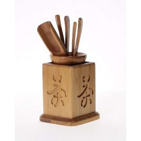 Инструменты для чайной церемонии Ча Цзюй