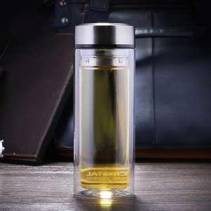 Заварочная бутылка-термос для чая, 320мл