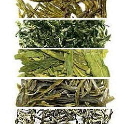 Набор №1: зеленый чай