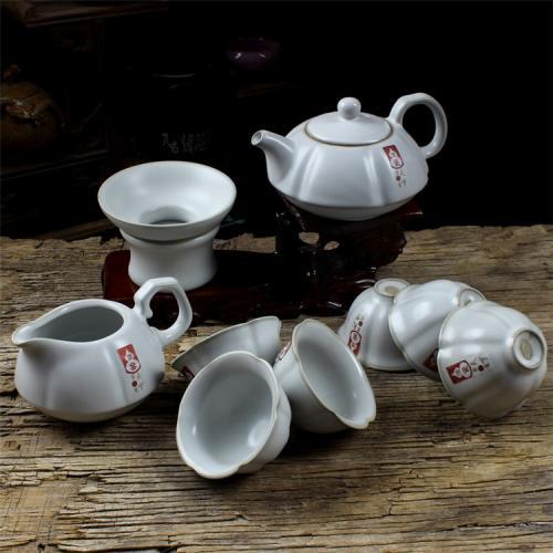 Набор посуды Жу Яо 'Цветок'