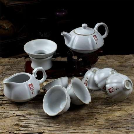 Набор посуды для чайной церемонии Жу Яо