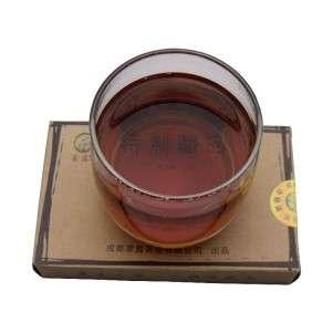 Тибетский плиточный чай, 2013г.