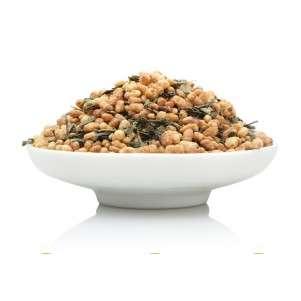 Чай Генмайча. Зеленый рисовый чай