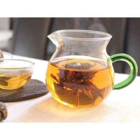 Связанный красный чай Сю Цю Хун Ча «Шар Дракона»