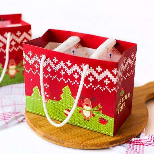 Пакет новогодний