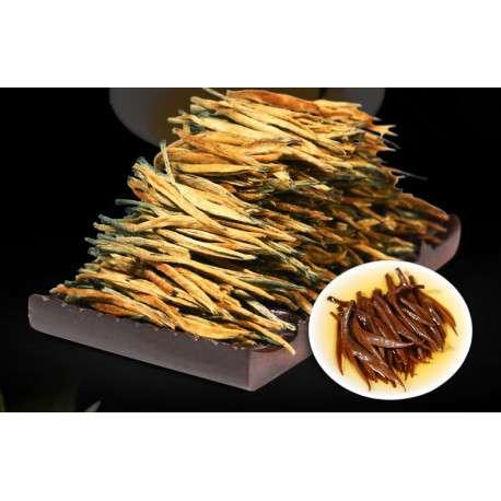 Красный чай Да Цзинь Я Дянь Хун (Большая золотая почка)