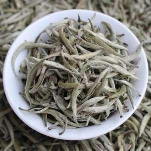 Бай Хао Инь Чжень (Беловорсистые Серебряные Иглы), Мин Цян Ча, урожай 2017