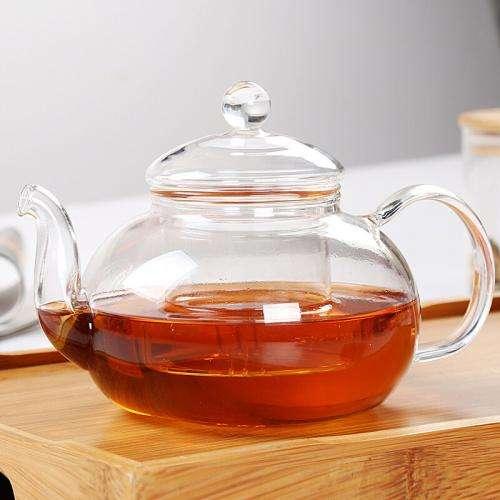 Заварочный чайник из стекла, 750 мл.