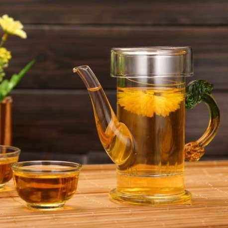 Колба для чая №7