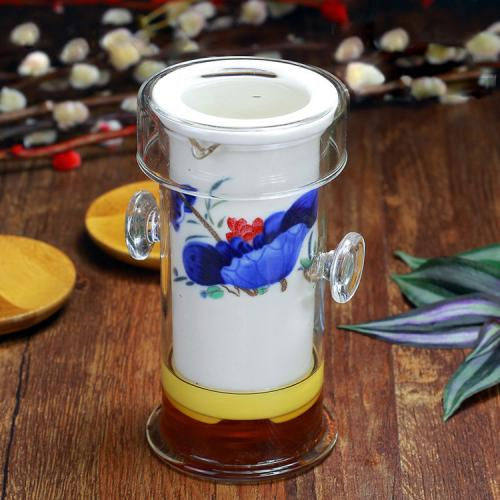 Чайная колба