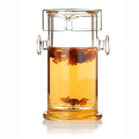 Колба для заваривания чая с ушками №3