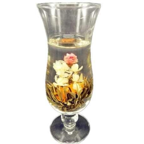 Связанный чай с жасмином