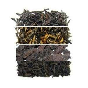 Набор №4: красный чай (6 сортов чая)