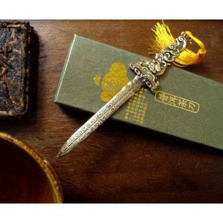 Нож для пуэра в форме меча