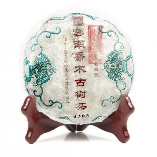 Юнь Нань Цяо Му Гу Шу Ча 8303, 2006