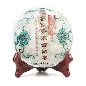 Юнь Нань Цяо Му Гу Шу Ча 8303, 2006г
