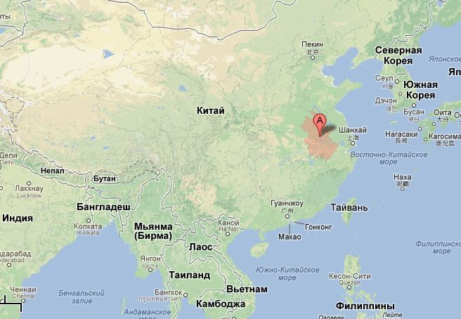 Провинция Аньхой