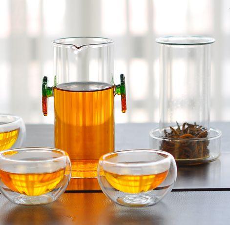 Чайная колба с ушками