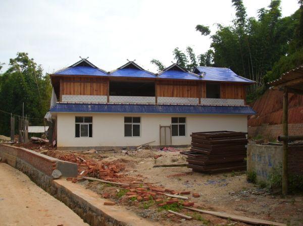 Так, благодаря пуэру, из заброшенной деревни Лао Бань Чжан быстро превращается в зажиточный поселок