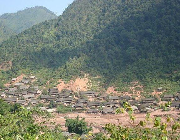 деревни в округе Иу