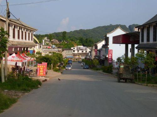 Улица города Иу