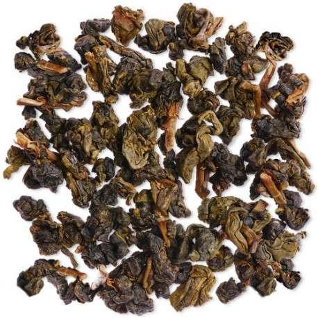 Дун Дин Нун Сян (Улун с Морозного Пика), печёный аромат