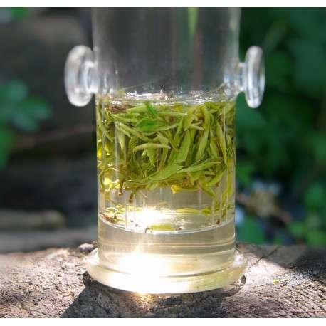 Зеленый чай Хуан Шань Мао Фэн (Ворсистые пики Желтых гор), 2019 года