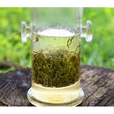 Чай Би Ло Чунь (Изумрудные Спирали Весны). Урожай 2021 года