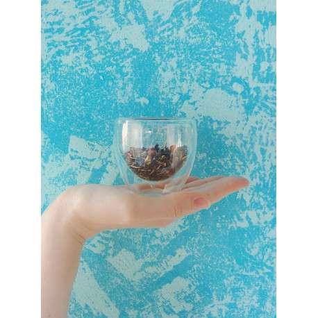 Необжигающая чашка-термос Тюльпан