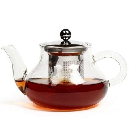 Чайник стеклянный с ситечком «Дракон» 400 мл