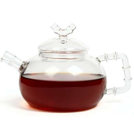 Чайник из жаропрочного стекла «Дотаку» 600 мл