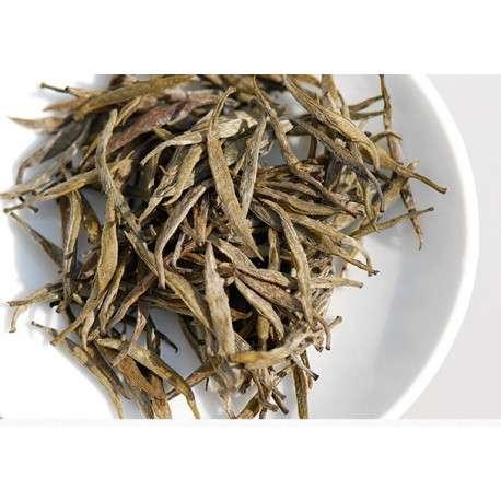 Желтый чай Хунань Янь Шань Инь Чжень