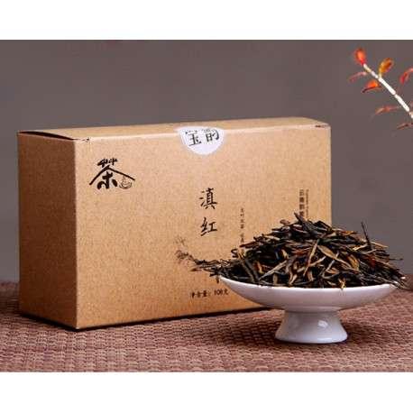 Красный чай Сосновые иглы, 108г.