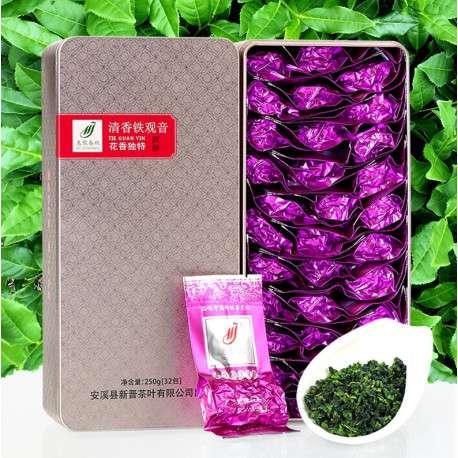 Те Гуань Инь Ван в жестяной упаковке, 250гр.