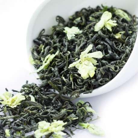 Жасминовый чай Моли Хуа Ча. Урожай 2020 года