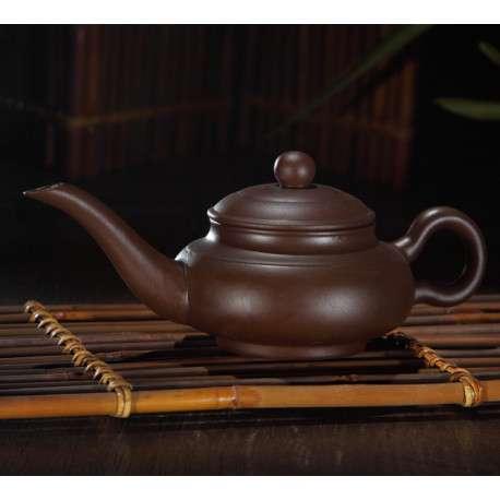 Китайский глиняный чайник