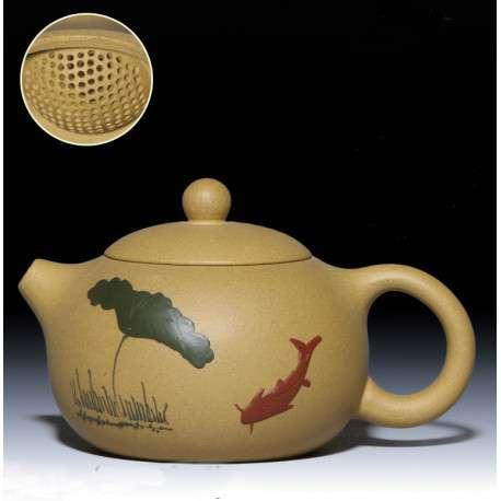 Чайник исинская глина