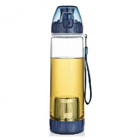 Заварочная бутылка (колба) дорожная, 600 мл.