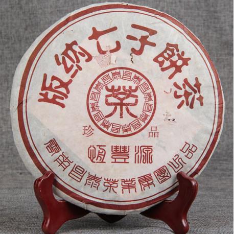 Шу пуэр Чанг Тай И Чан Хао Шу Бин, 2006